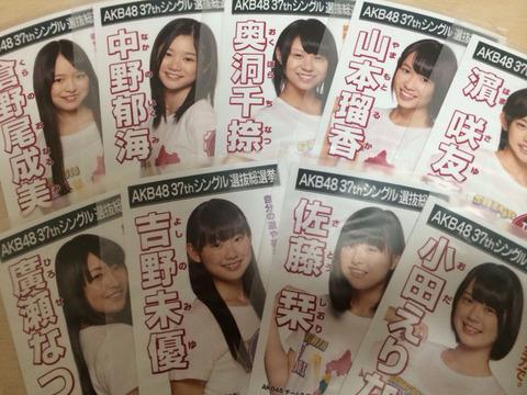 【AKB48】チーム8について知ってる事を適当に気書き込むスレ