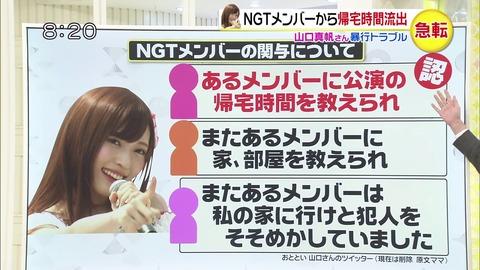 【NGT48】山口真帆暴行事件を終わらせるには司法介入しかないのか?