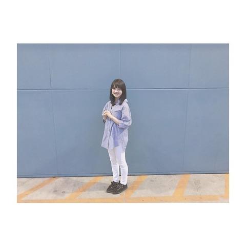 【SKE48】小畑優奈ちゃん、びんぼっちゃまみたいな服で握手会に参加