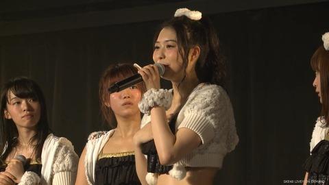 【SKE48】宮前杏実、劇場公演にて卒業発表、女優を目指すためサンオフィスに移籍