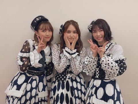 【画像】AKB48のベテランさん、お顔が強い