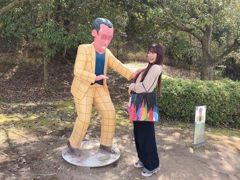 【画像】NMB48白間美瑠が変質者のおっさんにオ●パイを触られて感じてしまうwww