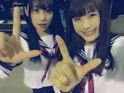 【NMB48】なぎっしゅーコンビが最強すぎる!【渋谷凪咲・薮下柊】