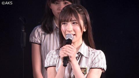 【AKB48】石田晴香「運営から辞めさせられるわけじゃない」