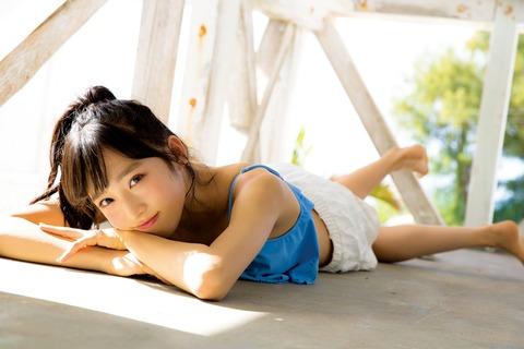 【AKB48】チーム8の小栗有以、岡部麟、山田菜々美はそろそろ水着にならなきゃダメだよな