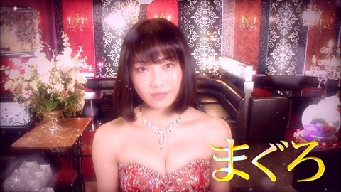 【AKB48】「キャバすか学園」DVDの特典映像見てるんだが、ゆいはんのおっぱいがドアップで迫ってくるwww【横山由依】