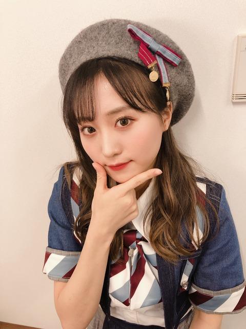 【疑問】チーム8坂口渚沙ちゃんは、東京にいるのに何故歌番組に出ないの?