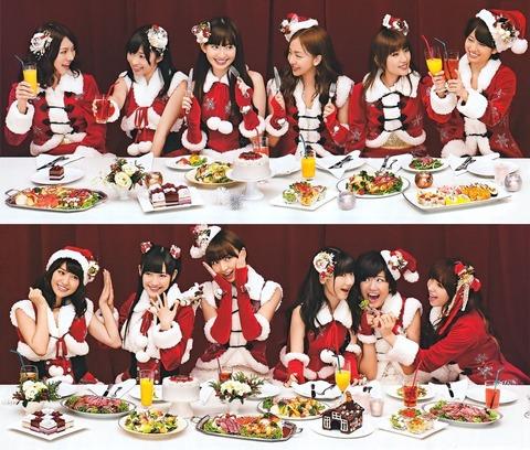 【AKB48G】秋元康の曲ってバレンタインデーとかクリスマスの曲少ないよな