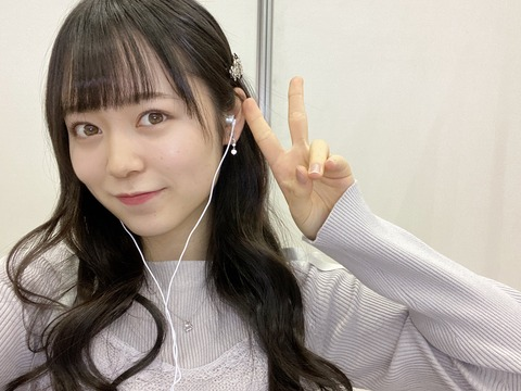 【AKB48】西川怜、PCR検査の結果「陽性」新型コロナウイルスに感染
