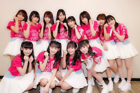 【朗報】指原プロデュース「=LOVE」ファーストツアーが2019年4月に開催決定!!!