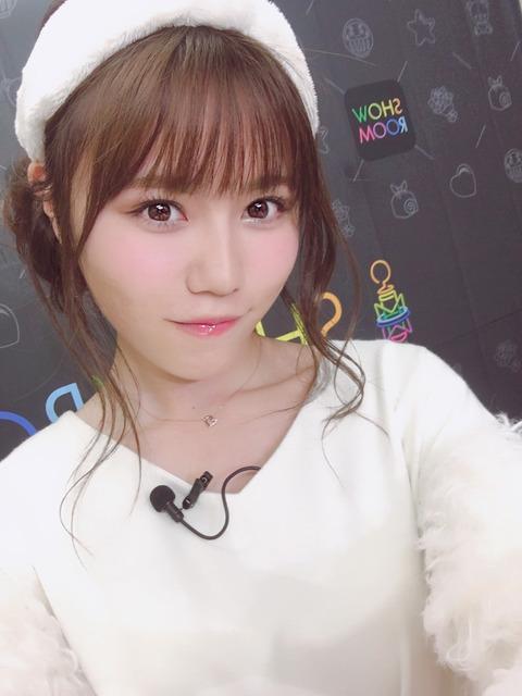 【AKB48】込山榛香「私が1番悩んでいることは肌がとても敏感で弱いこと」
