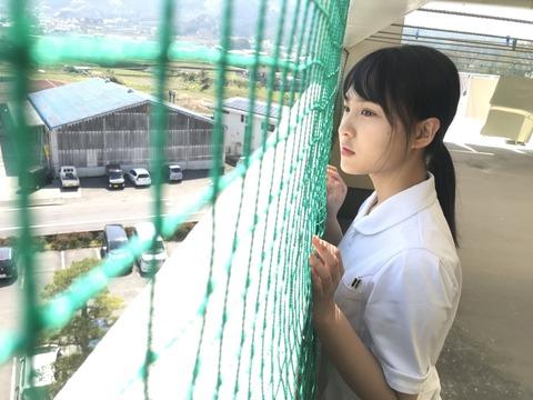【AKB48】チーム8山田菜々美の初主演映画が夏公開決定!!!