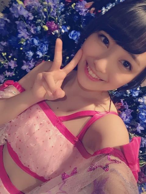 【AKB48】向井地美音「これからはAKBを引っ張って行ける存在になりたい」