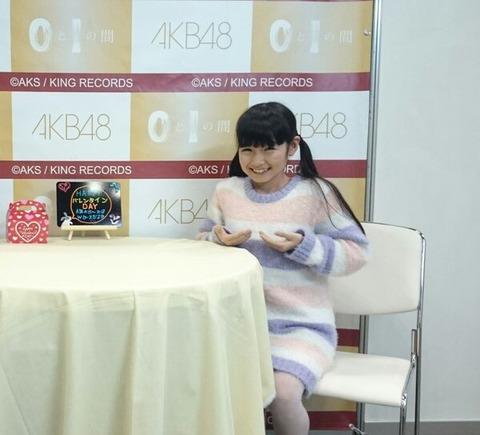 【画像あり】小学生に写メ会でこのポーズさせるのは問題だろう・・・【HKT48・今村麻莉愛】