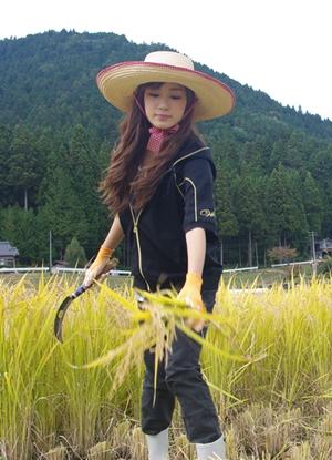 【悲報】くーみん、農業を始める【矢神久美】