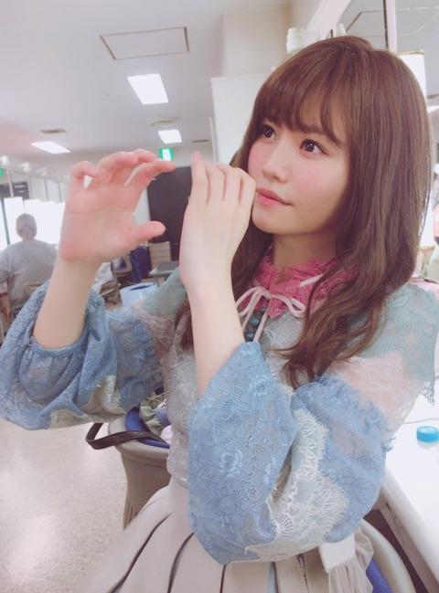 【AKB48】こみはる「通信制限になっちゃった。ギガモンスターなのに…」←使いすぎだろ【込山榛香】