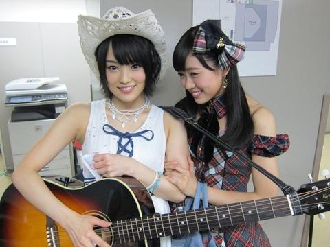 【AKB48G】お前らの好きな百合ペア教えろや