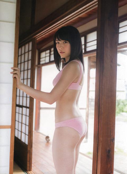 【AKB48】さややってものすごい体してるよな?【川本紗矢】