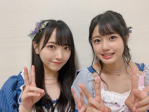 【STU48】瀧野由美子と石田千穂のライバル関係をAKBはもっと盛り上げて行くべきだと思う!!