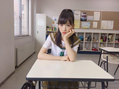【悲報】マジムリ学園の小栗有以が宮脇咲良を遥かに超える超絶棒演技www