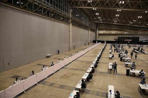 【AKB48】2日連続でメンバーが感染爆発中の東京に大集合するわけだが【お話し会】