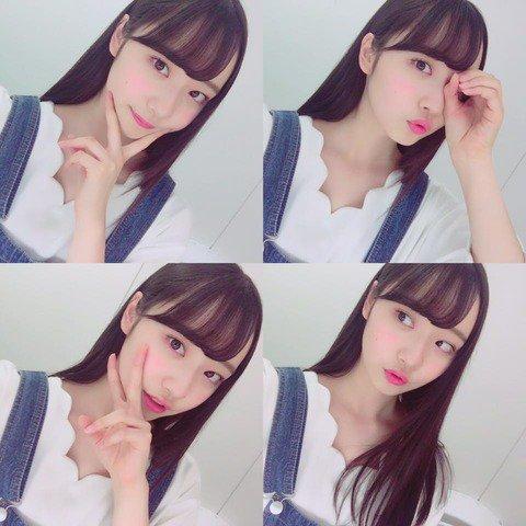 【AKB48】チーム8阿部芽唯「服を買うのを選ぶ時、双子の姉に着てもらって似合ってるかどうか判断する」