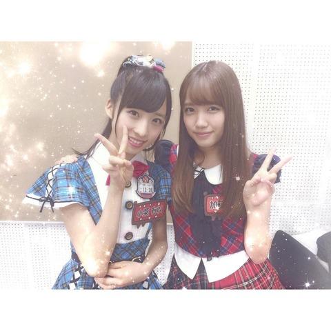 【AKB48】これぞ可愛いは正義!AKBが誇る美人姉妹!【加藤玲奈・小栗有以】