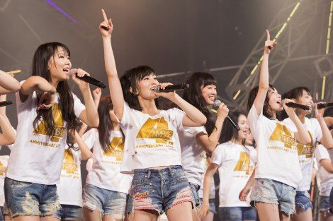 【NMB48】4周年ライブ後のメンバーの投稿が愛で溢れている