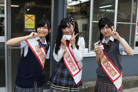 【悲報】AKB48期待の若手2人がチーム8佐藤七海の引き立て役に・・・