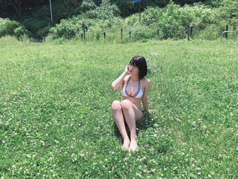 【爆乳】NMB48、週刊プレイボーイグラビアジャック第2弾!上西怜ちゃんが表紙に!