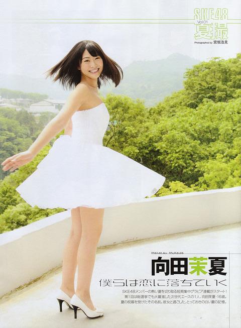 【元SKE48】お前らが向田茉夏にいくら使ったかを書くスレ