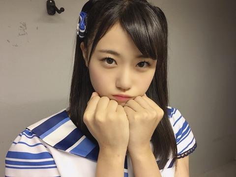 【STU48】瀧野由美子って改めて見て逸材だと思う?