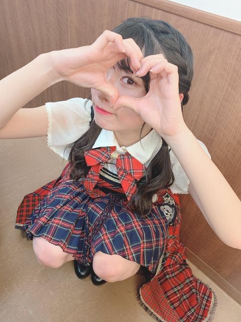 【AKB48】2020年は反撃の年として1年間、久保怜音推しでいきます!