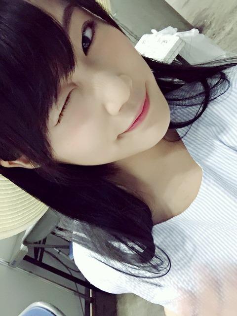 【画像あり】NMB48に超絶美少女が現れる!!!