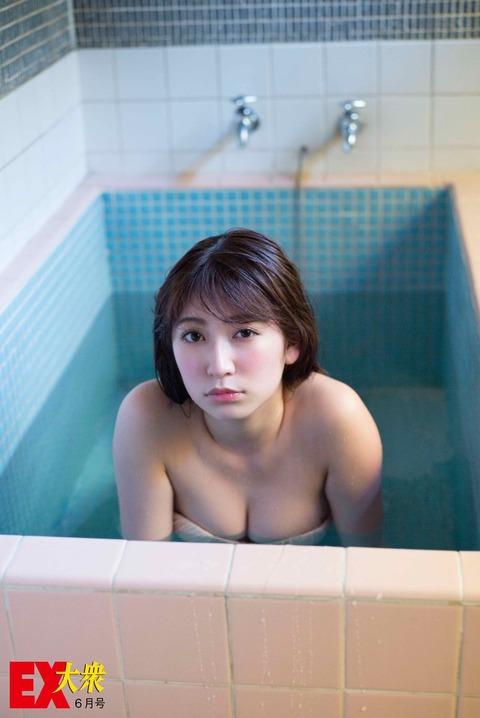 【NMB48】アカリンの入浴画像キタ━━━(゚∀゚)━━━!!【吉田朱里】