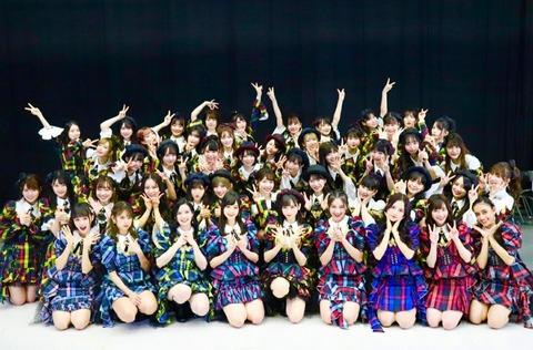 【悲報】AKB48、紅白落選で11年連続出演記録が途絶える