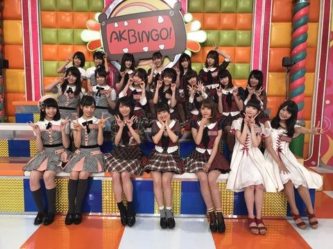 【AKB48G】裏表のない性格をしていそうなメンバーと言えば誰?