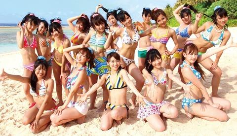 【AKB48】ポニーテールとシュシュ発売当時の選抜メンバーの年齢【10年前】