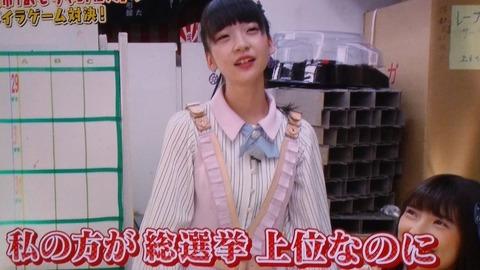 【NGT48】荻野由佳「私の方が総選挙上なのに中井りかの方が番組持ってる!チクショ~!」