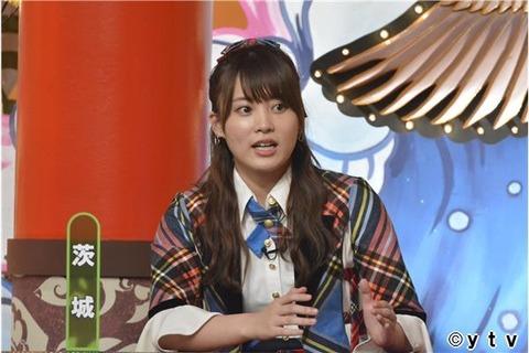 【AKB48】岡部麟さん、秘密のケンミンSHOW極&ダウンタウンDX合体SPに出演決定!