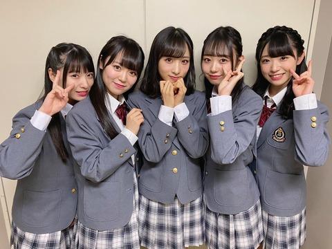 【AKB48】見よ!これが今後のAKBを支える5人の美少女だ!