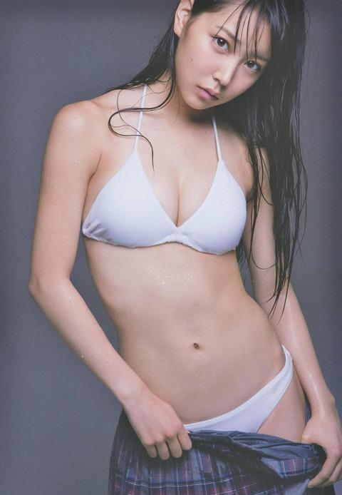 【NMB48】白間美瑠さん、ムチムチになってしまう!