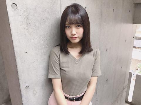 【AKB48】れなっちのお●ぱいたまらんwwwwww【加藤玲奈】