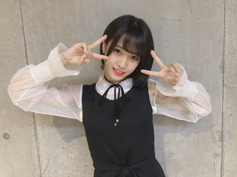 【AKB48】市川愛美「私は今回の総選挙で65位を目指してます。ランクインしてAKBに必要とされる人材になりたい」