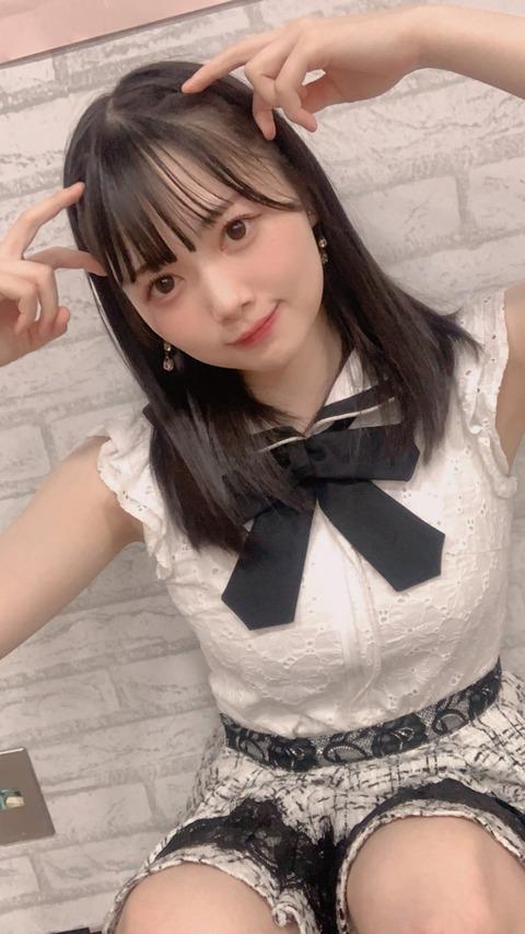 【朗報】俺たちの楓ちゃんがおっπツイッター開始!!【NMB48・黒田楓和】