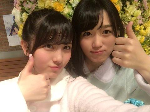 【朗報】なーにゃ、実質チームB兼任か?【AKB48・大和田南那】