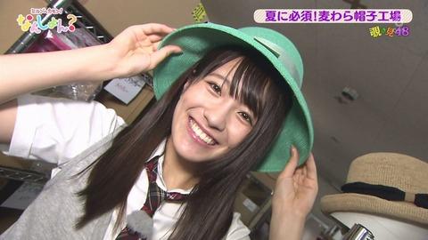 【NMB48】5期の小嶋花梨みたいな美少女がガチヲタだったという事実