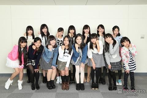 【SKE48】第7期生オーディションから合格者15名決定