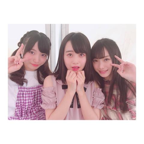 【AKB48G】この3人の透明感溢れる可愛いさ最強だな!【梅山恋和・久保怜音・横山結衣】