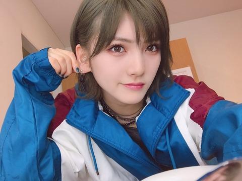 【AKB48】岡田奈々「雌雄同体に生まれ変わりたい」